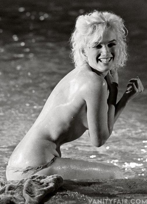 Marikyn monroe nude photo authoritative answer