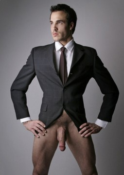 Hot men - half suit
