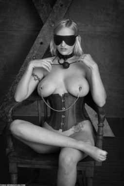 Blindfold - nip clamps and more