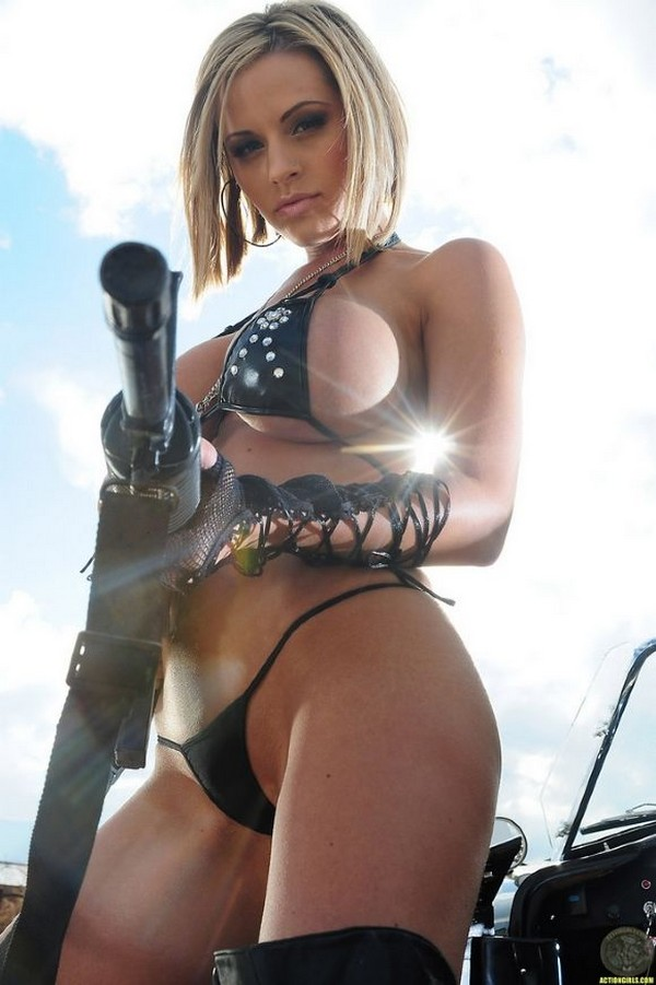 from Micah big breasted chicks with guns
