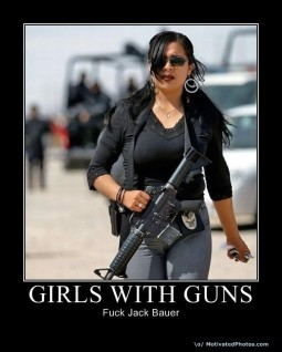 girls-with-guns-shades-automatic-rifle